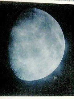 712七夕の月