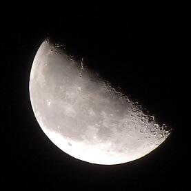302下弦の月