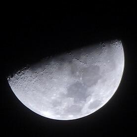0125上弦の月